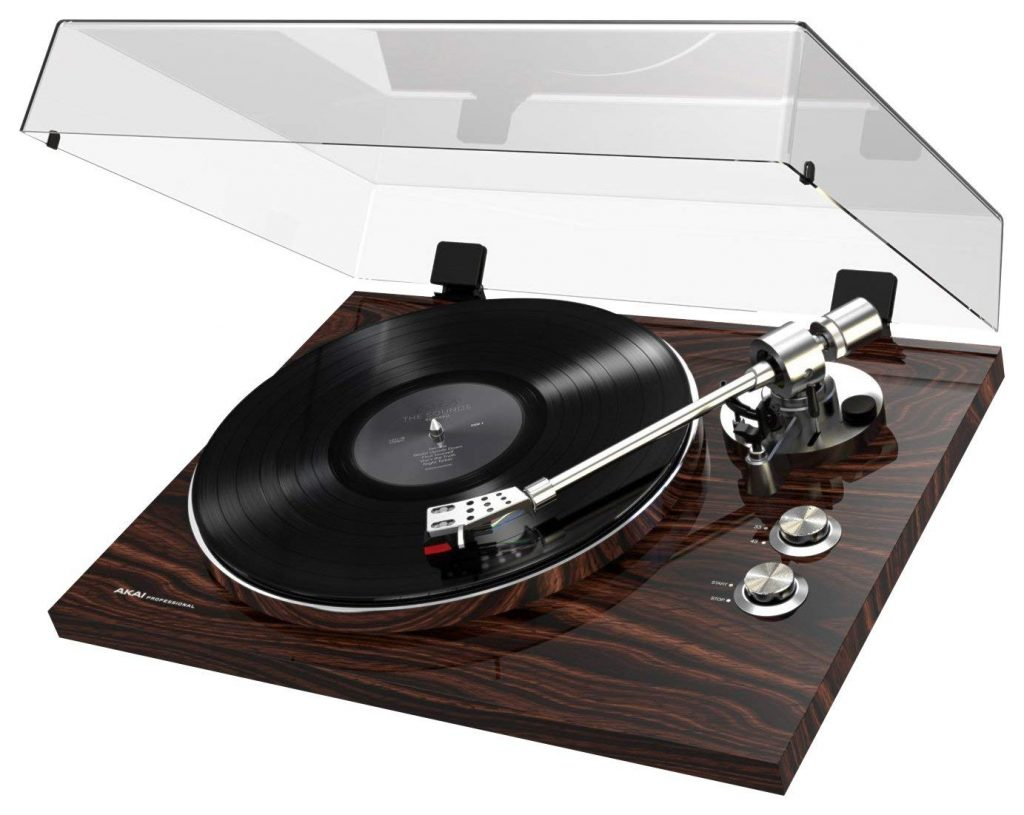 BT500 turntable